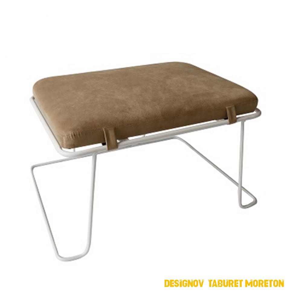 Designový taburet Moreton