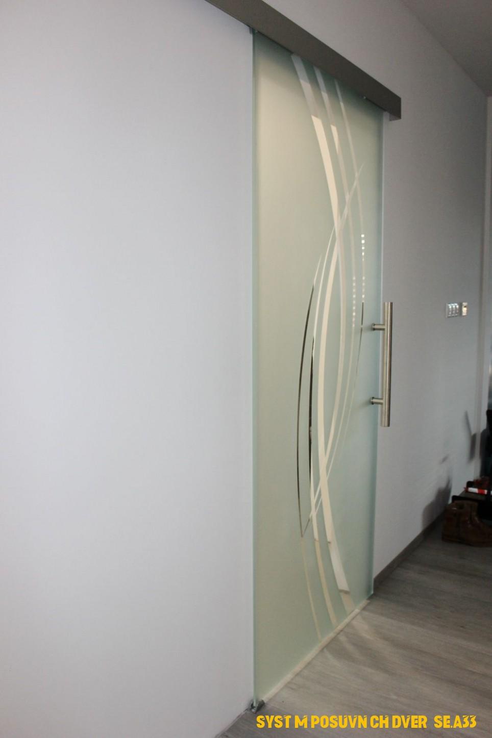 Systém posuvných dverí SE.A33
