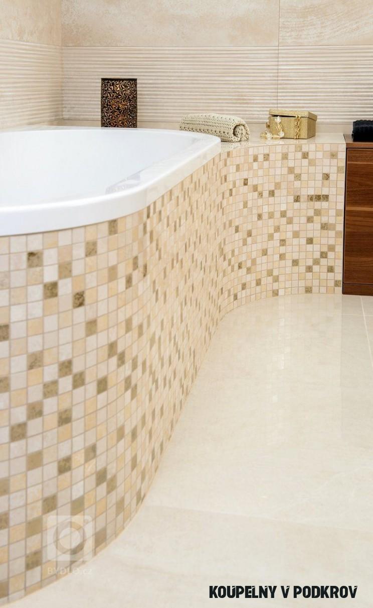 Koupelna v podkroví  Koupelna, Design, Podkroví