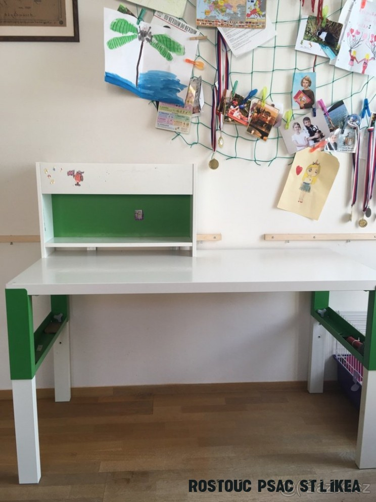 Dětský psací stůl IKEA - Praha - východ - Bazoš.cz