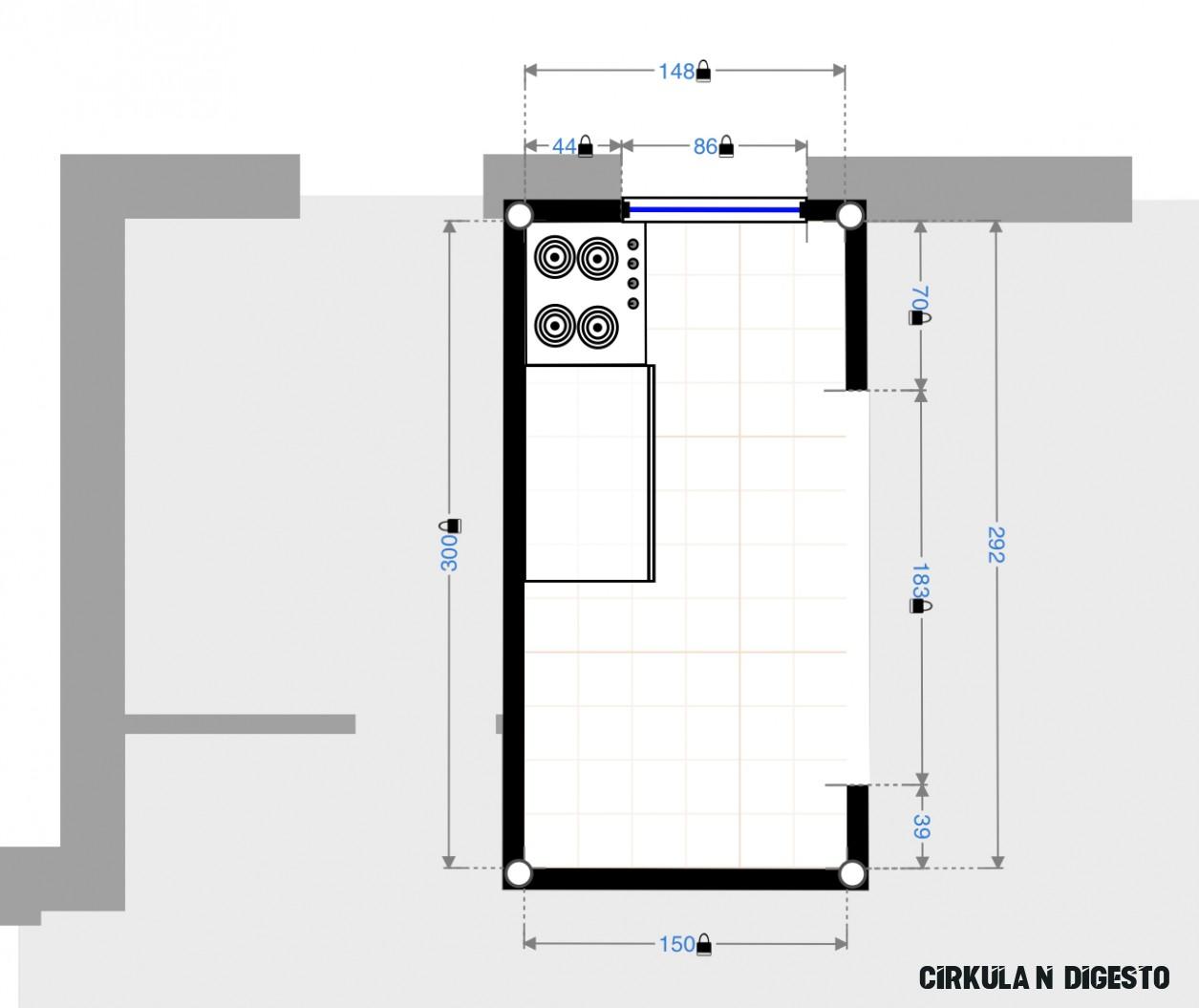 Odtah digestoře - přez zeď nebo strop - Diskuze TZB-info