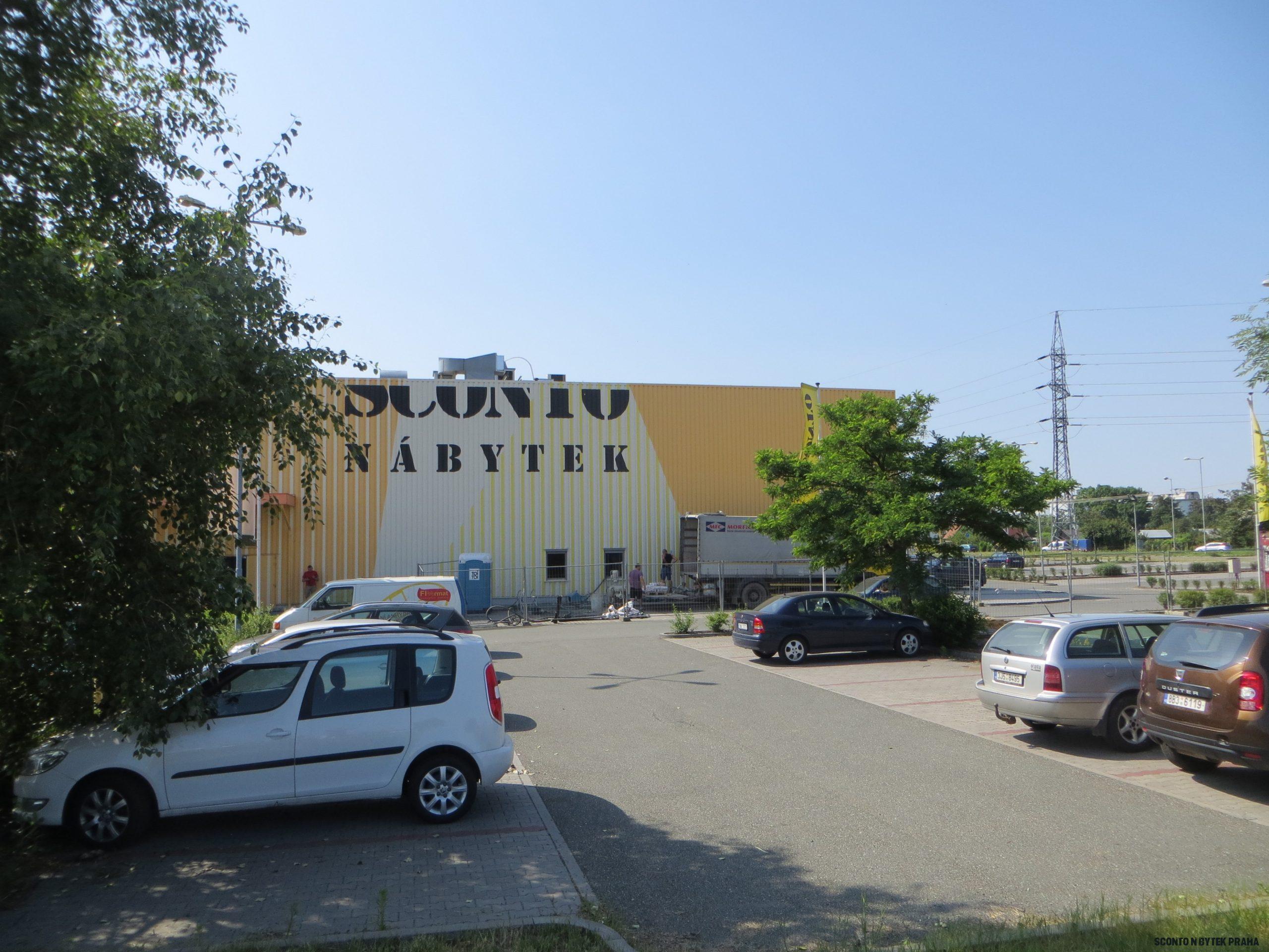 SCONTO NÁBYTEK  MFC - Flooring