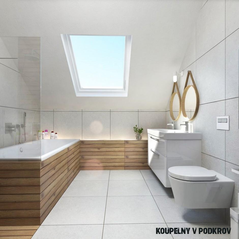 9+ Nejlepší Obraz z Koupelny v Podkroví - Sebastiaandillmann