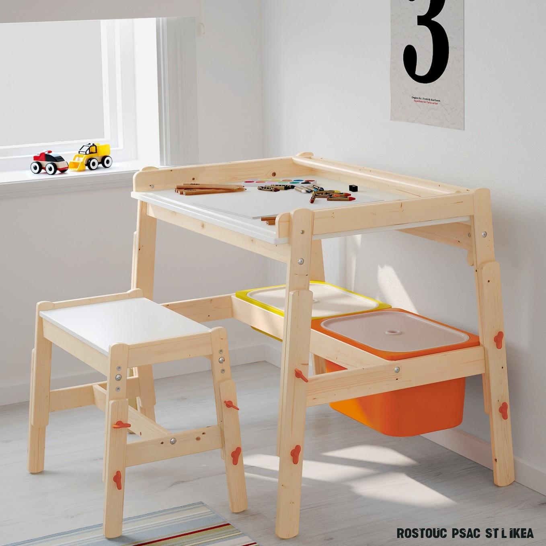 7 Obrázek Inspirace z Rostoucí Psací Stůl Ikea