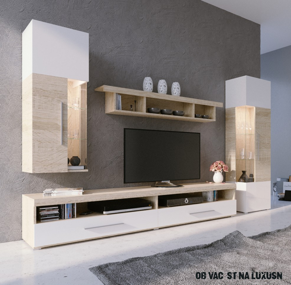 7 Galerie Nejvice z Obývací Stěna Luxusní