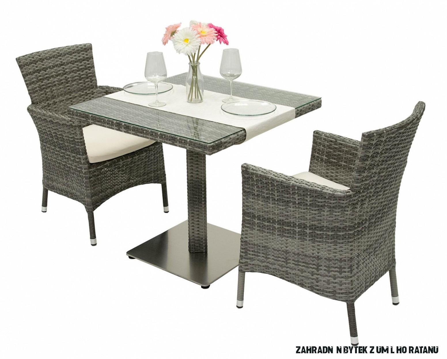 Podzimní tipy na umělý ratanový nábytek na terasu  E