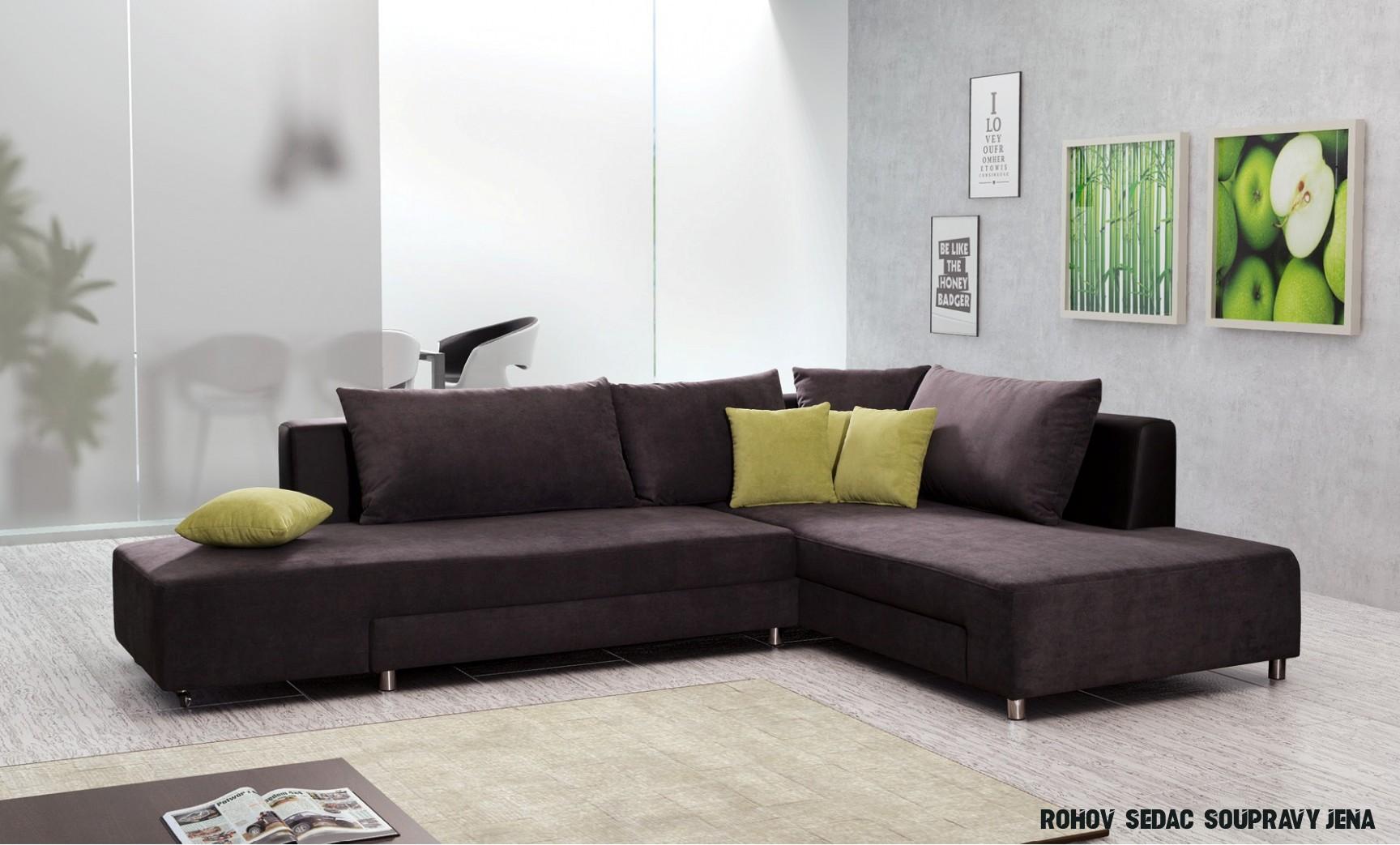 TIP: Sedací soupravy pro každodenní spaní  Jena nábytek