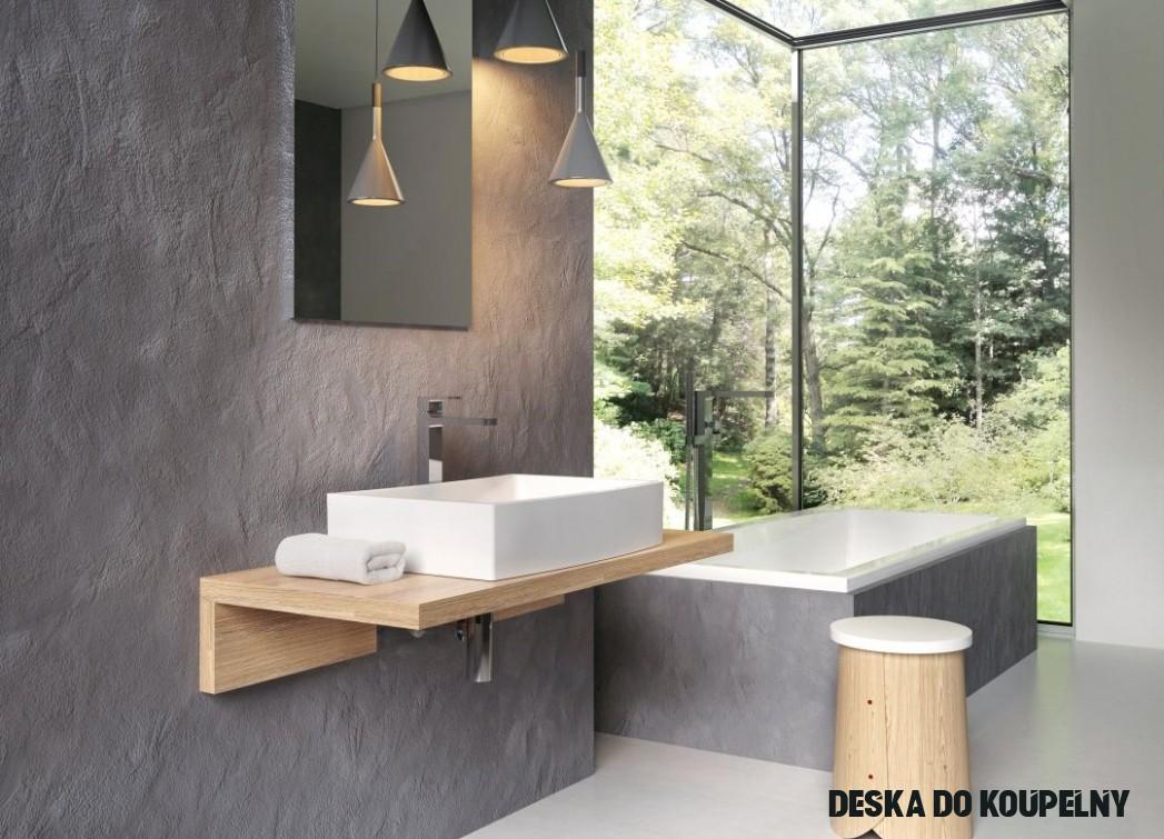 Designová umyvadla na desku do koupelny  Keraservis