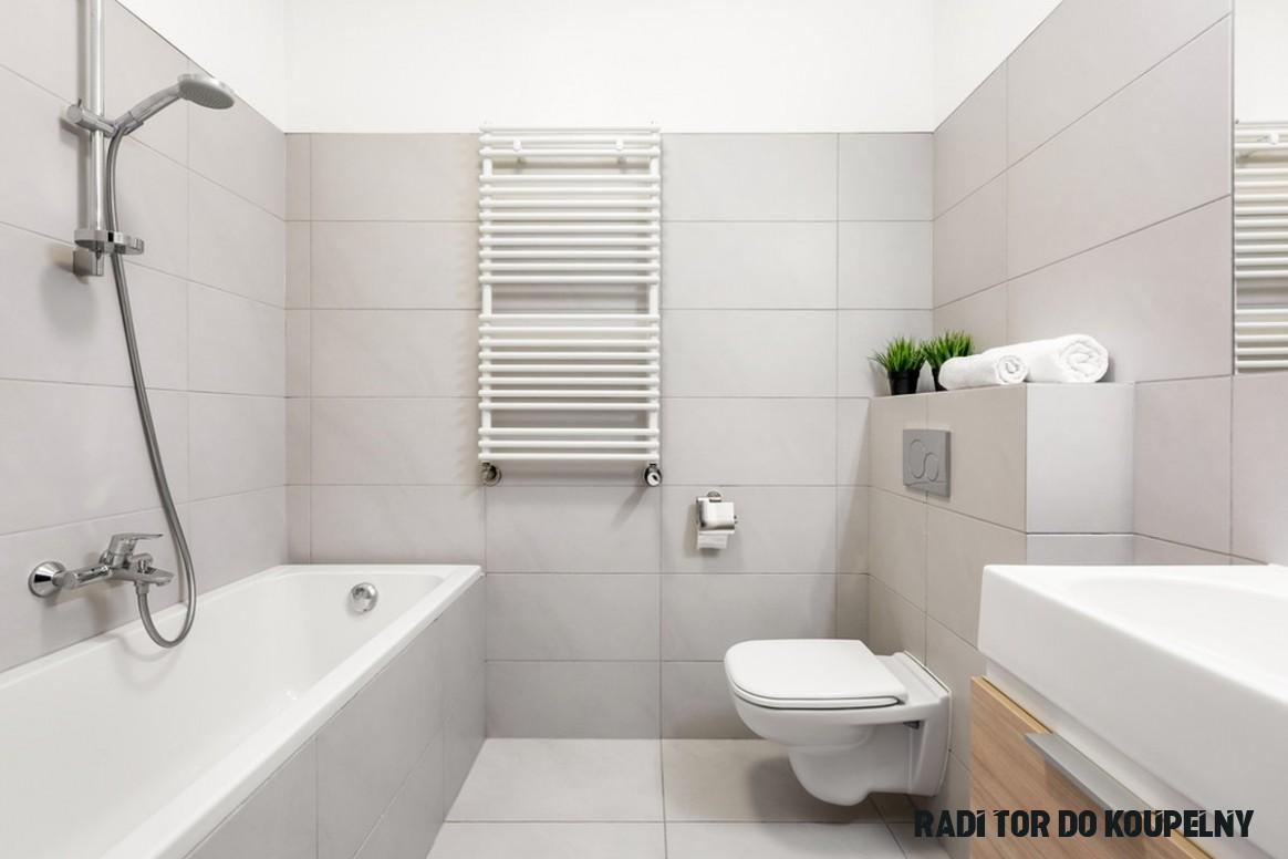 Jak vybrat koupelnový radiátor?  Svět bydlení