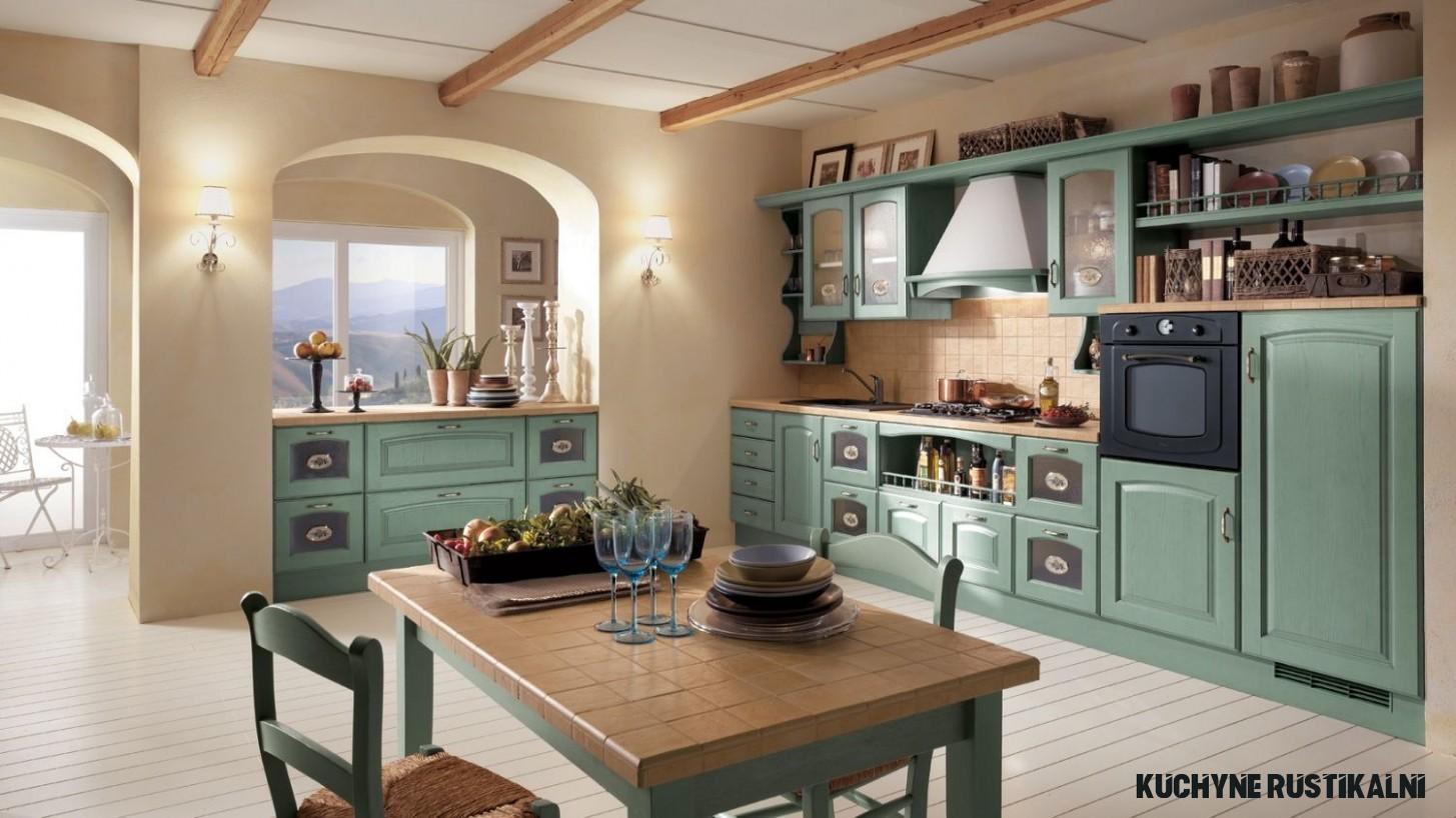 Tradiční kuchyně – fotogalerie a inspirace  Kitchen remodel