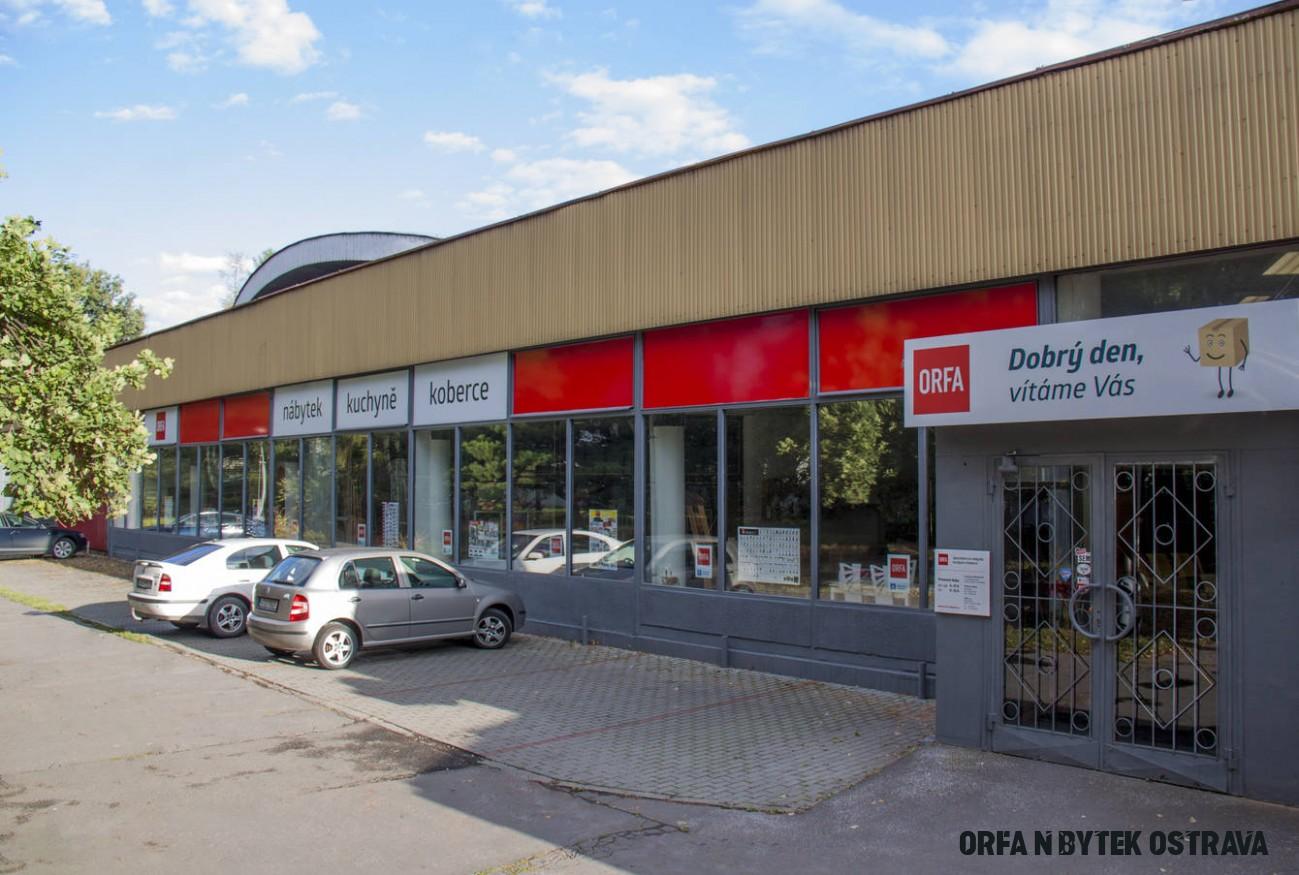 Prodejna ORFA Karviná - ORFA Nábytek