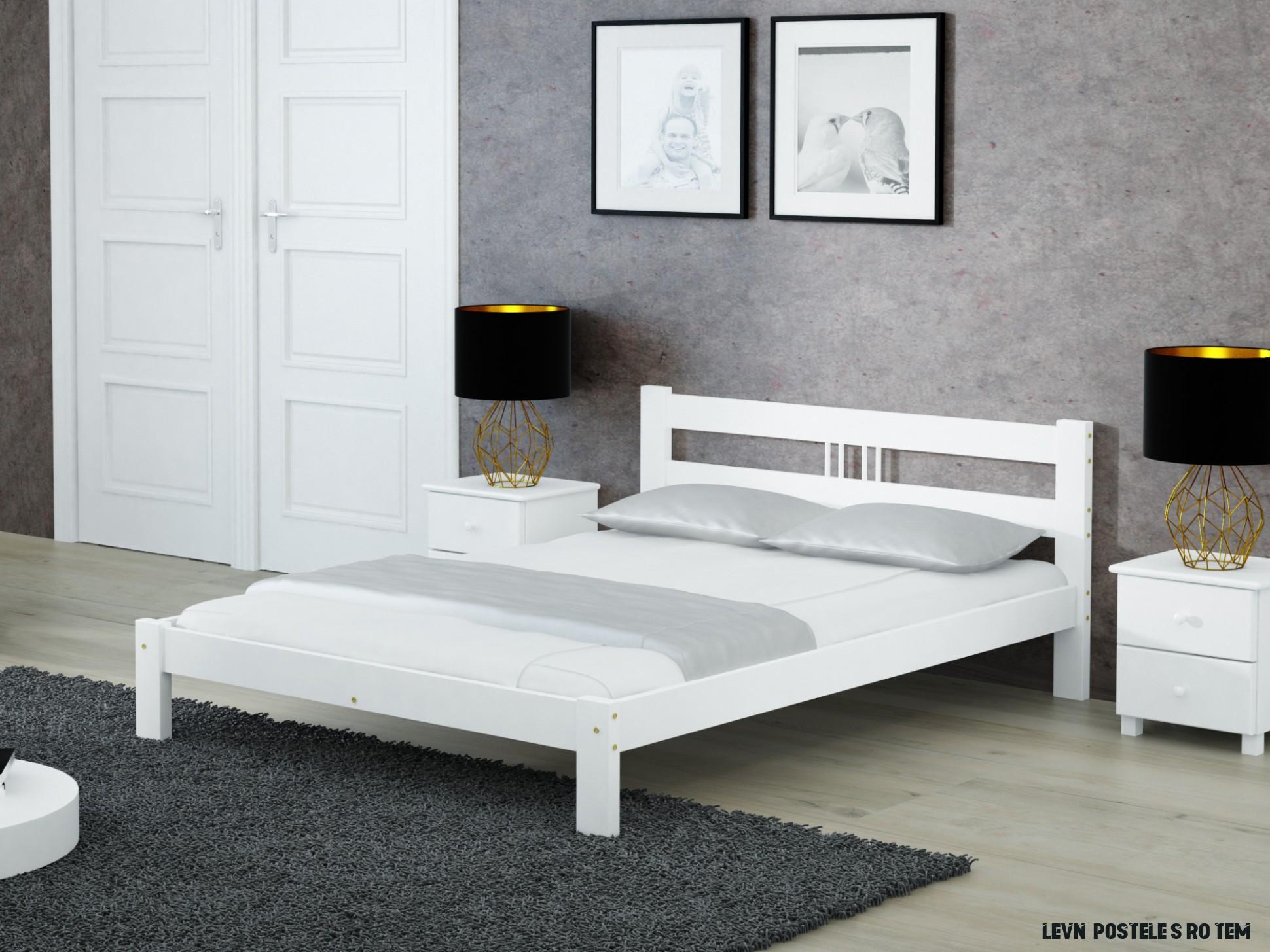 Levne postele s rostem 19x19  NEJRYCHLEJŠÍ.CZ