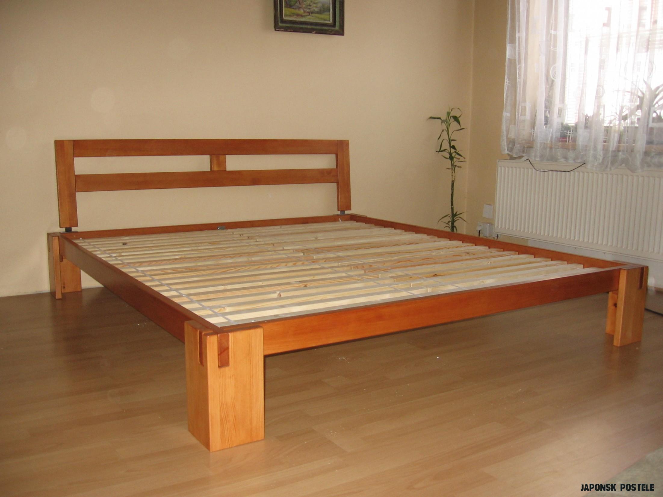 Nábytek Slovák – Ostrava » Japonská postel
