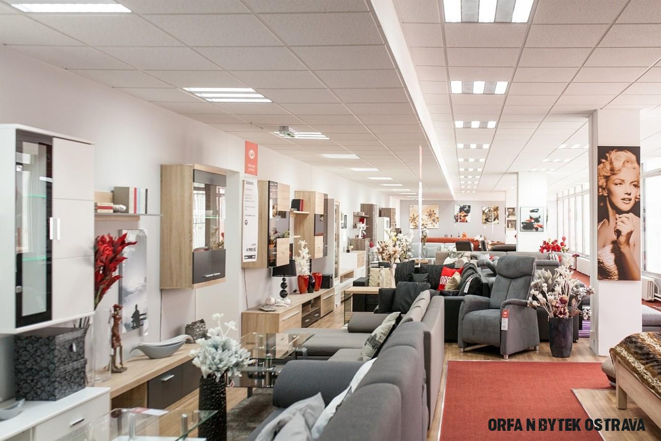 Prodejna ORFA Frýdek-Místek - ORFA Nábytek