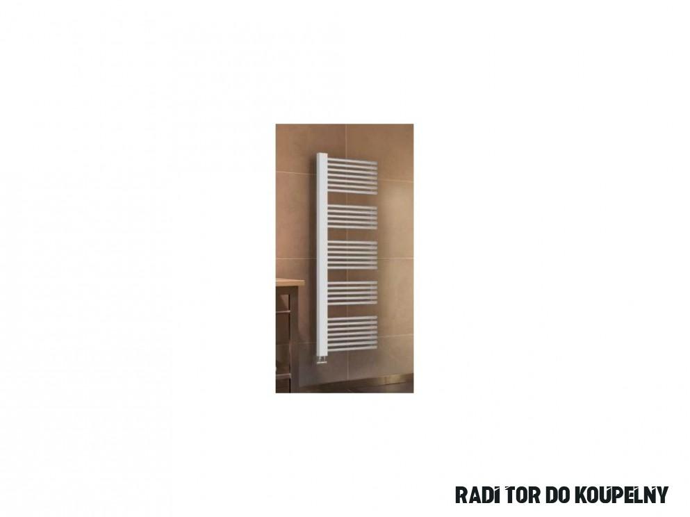 Sanotechnik Linz radiátor do koupelny 16W, bílý, rovný - Výběrové Koupelny