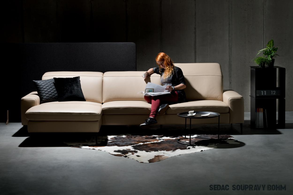 Oceňovaný český výrobce čalouněného nábytku Böhm Jihlava slaví 17