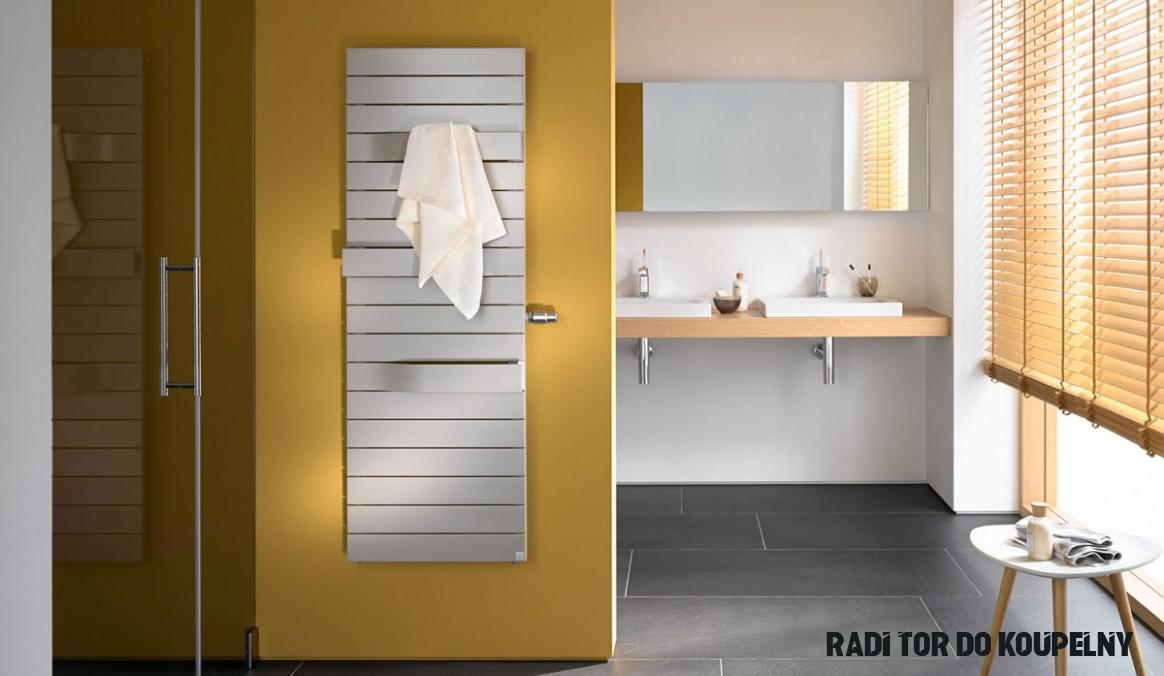 Koupelnový designový radiátor Tabeo-V