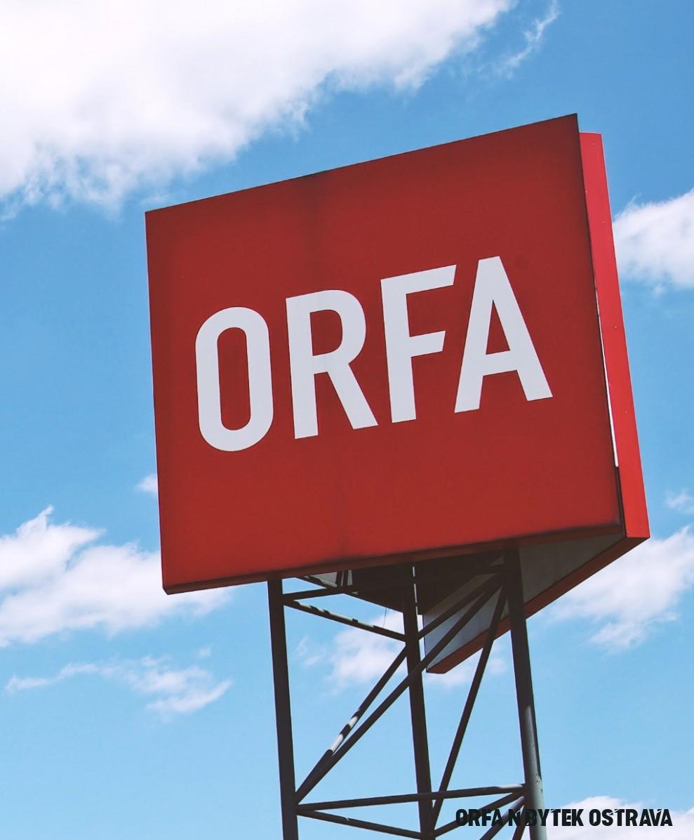 Kontakty ORFA, a.s. - ORFA Nábytek
