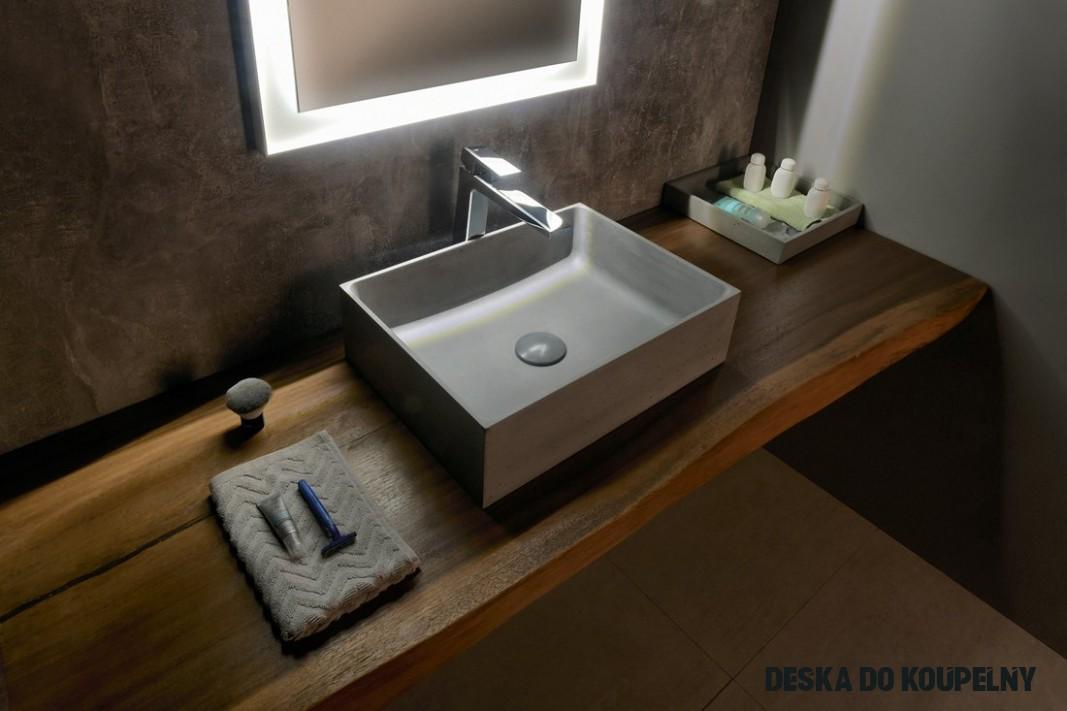 WOODY desky pod umyvadlo  Koupelny BAD IDEAL