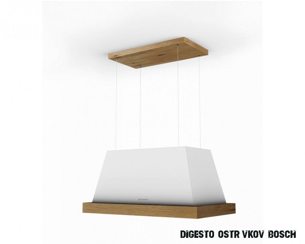Nápady pro Digestoř Ostrůvková Bosch