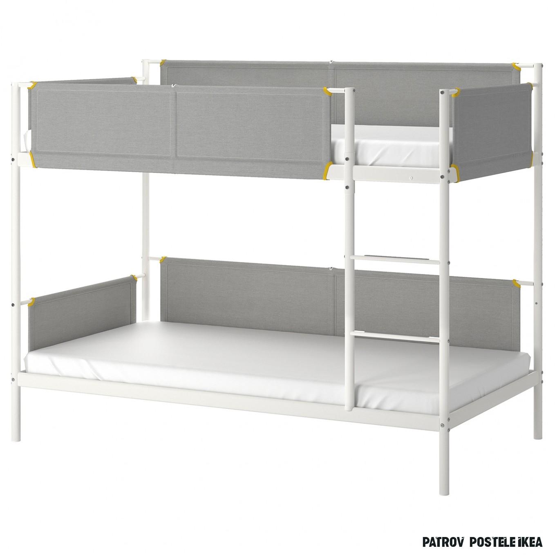 VITVAL Rám palandy - bílá/světle šedá 14x14 cm