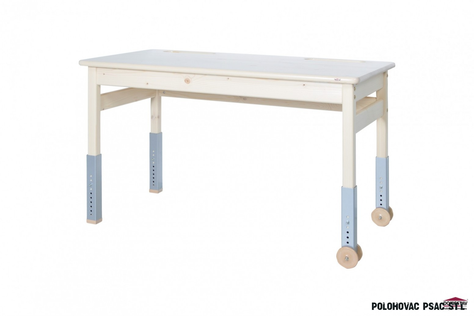 Psací stůl smrk - D11