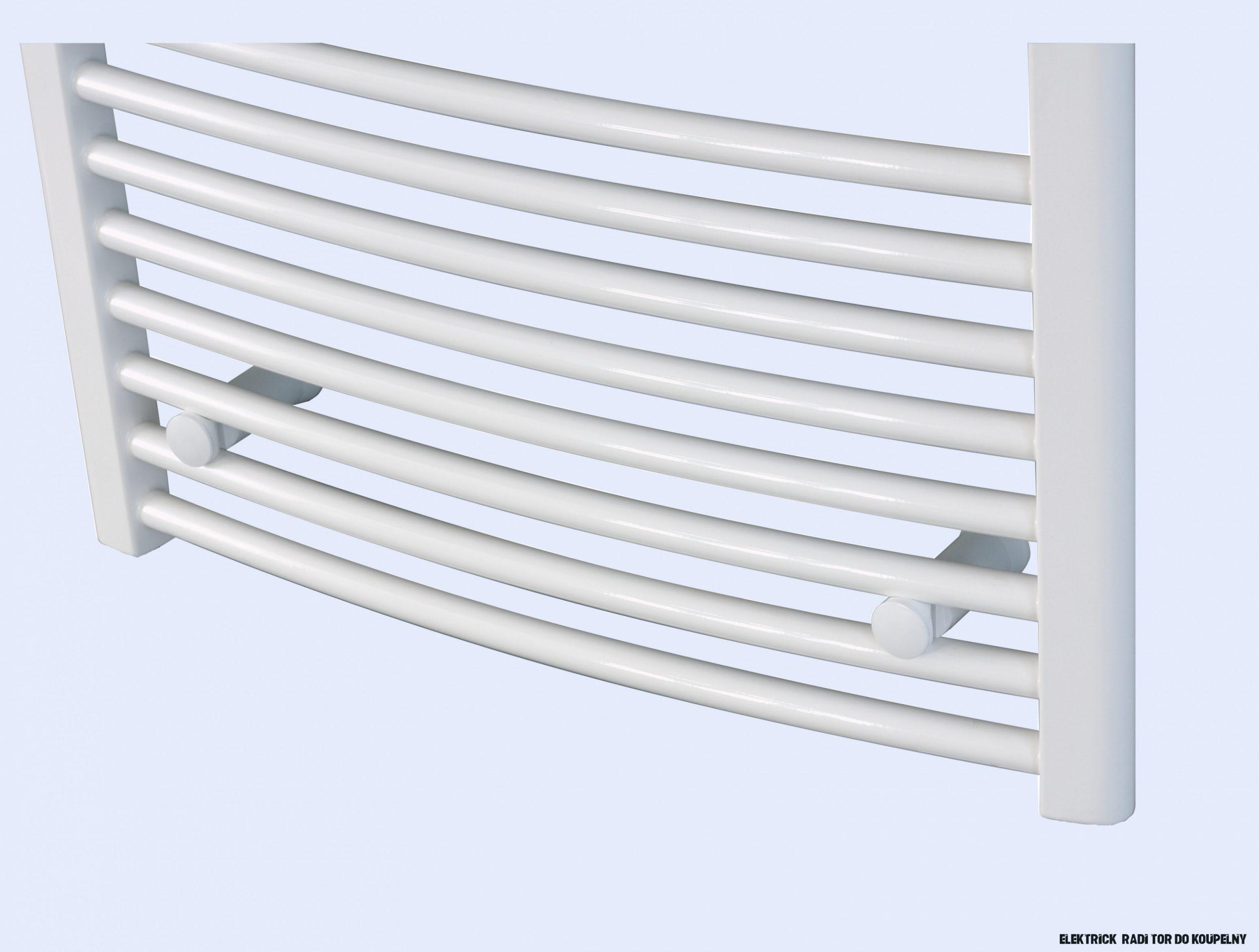 → Elektrický radiátor do koupelny Neriet PRIMO RONDO s