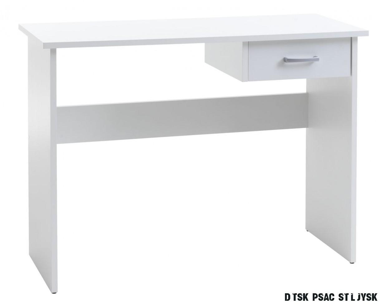 Psací stůl KARUP 17x17 bílá