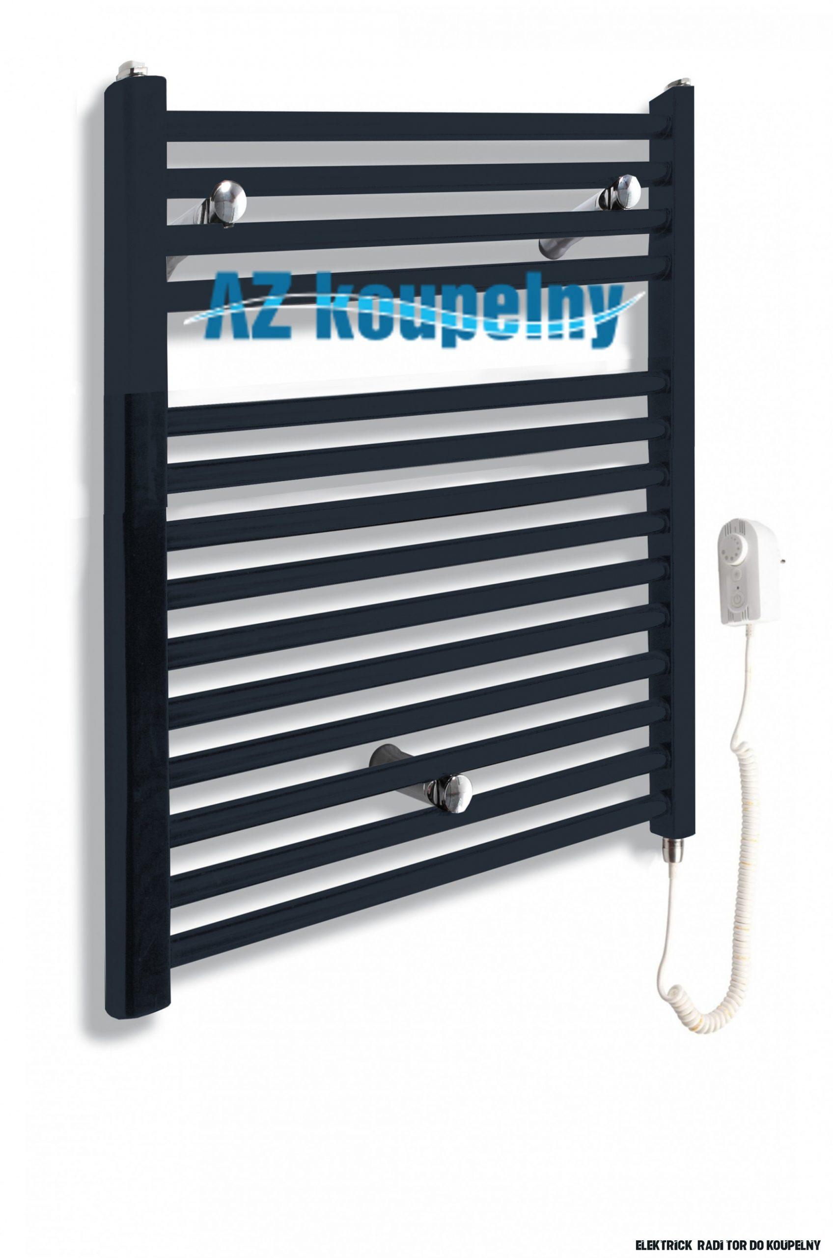 → Elektrický topný žebřík Neriet Primo, 7 x 7 mm, termostat