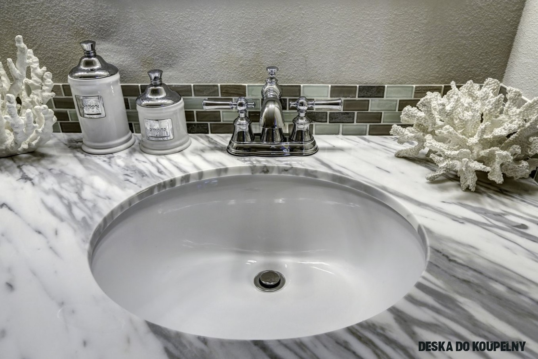Koupelnové desky z přírodního kamene