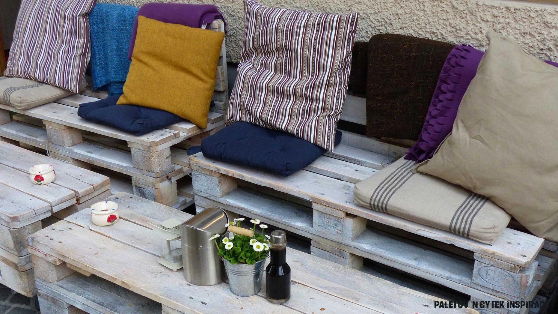 Toužíte po novém, stylovém nábytku? Vytvořte si ho z palet!  YIT