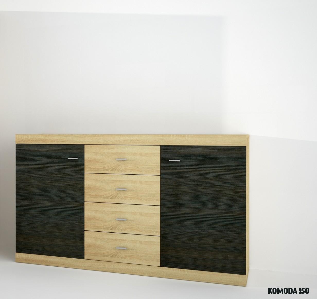 J&D Furniture  Sofas and Beds  VIKTOR 14 komoda 14