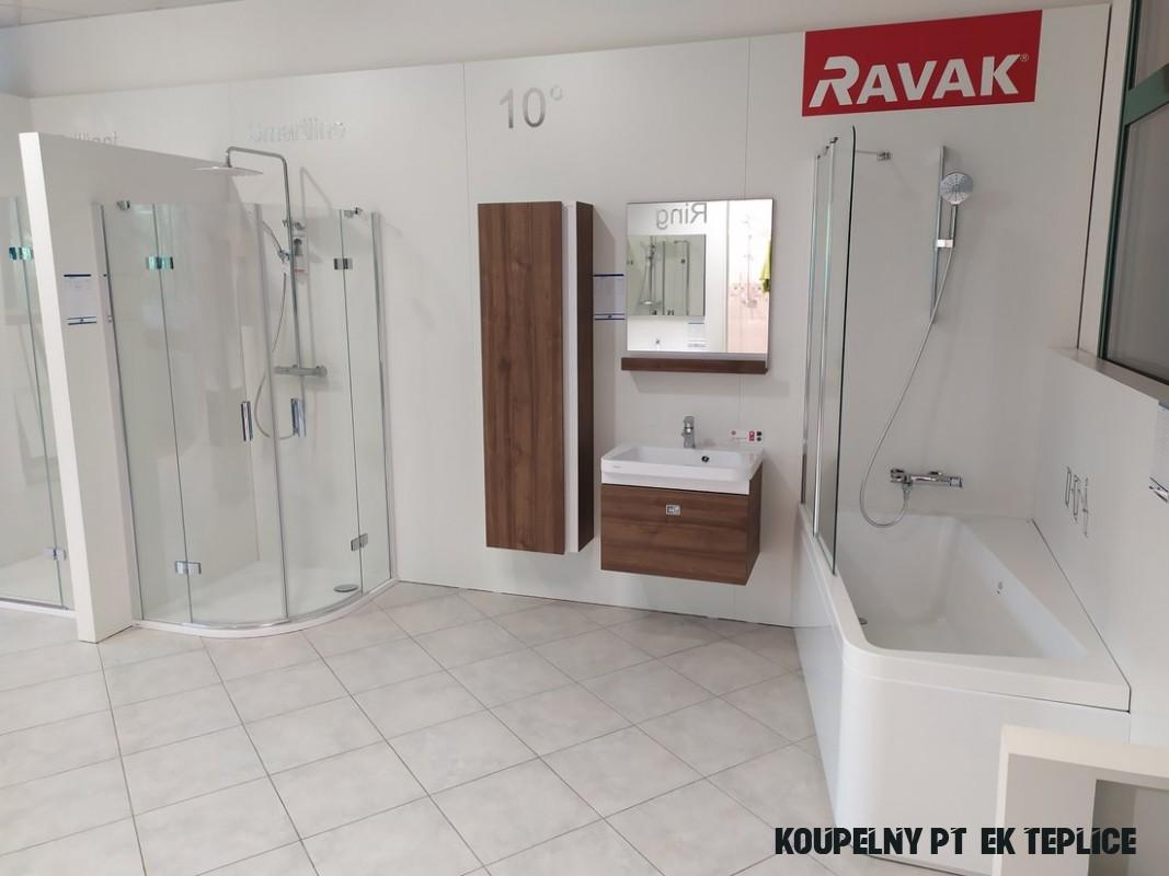 Koupelnová studia a prodejci sanitární techniky  RAVAK