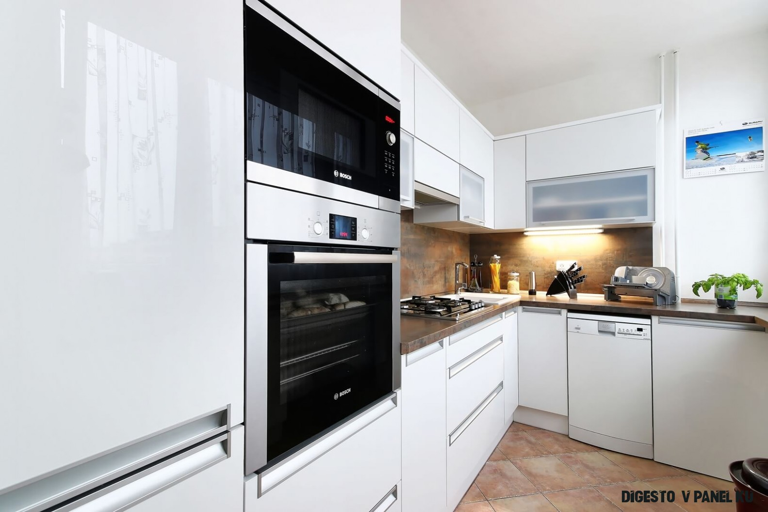 Panelákové kuchyně  Gabon Brno, kuchyňské studio