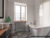 Nejlepší Fotky Inspirace z Barevné Obklady Do Koupelny