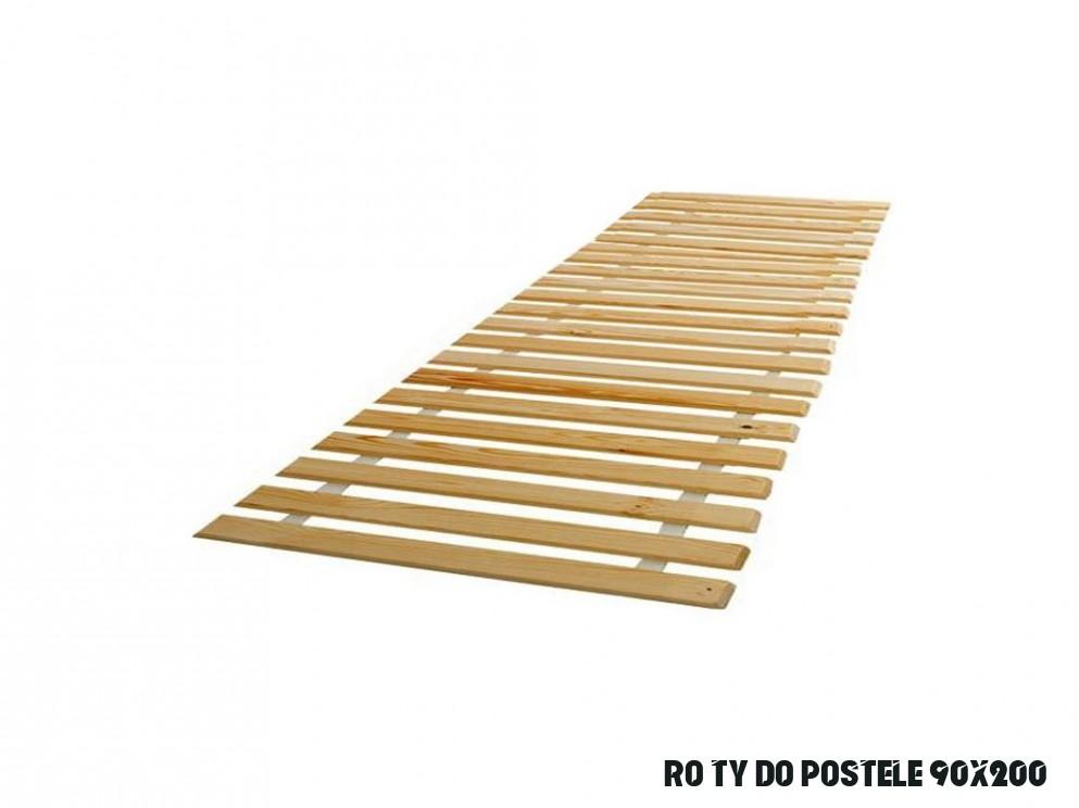 Rošt do postele ROLLER 12x12 cm - Nábytek MIGRO