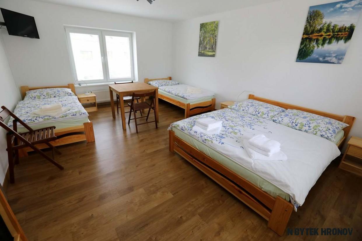 Prázdninový dům DORA, ubytování Hronov Východní Čechy