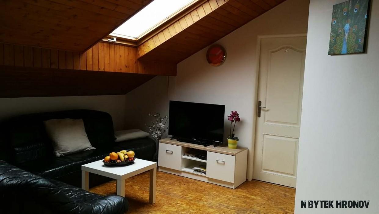 Ubytování Hronov, rekreační dům Východní Čechy, Domeček+Apartmán