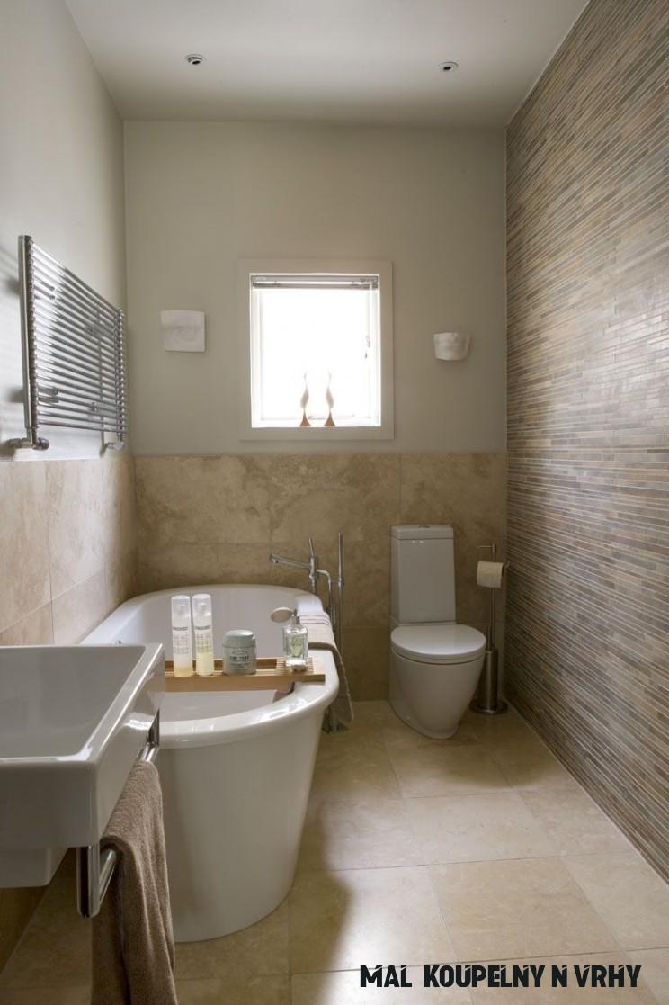 7 příkladů malých koupelen  Living.cz