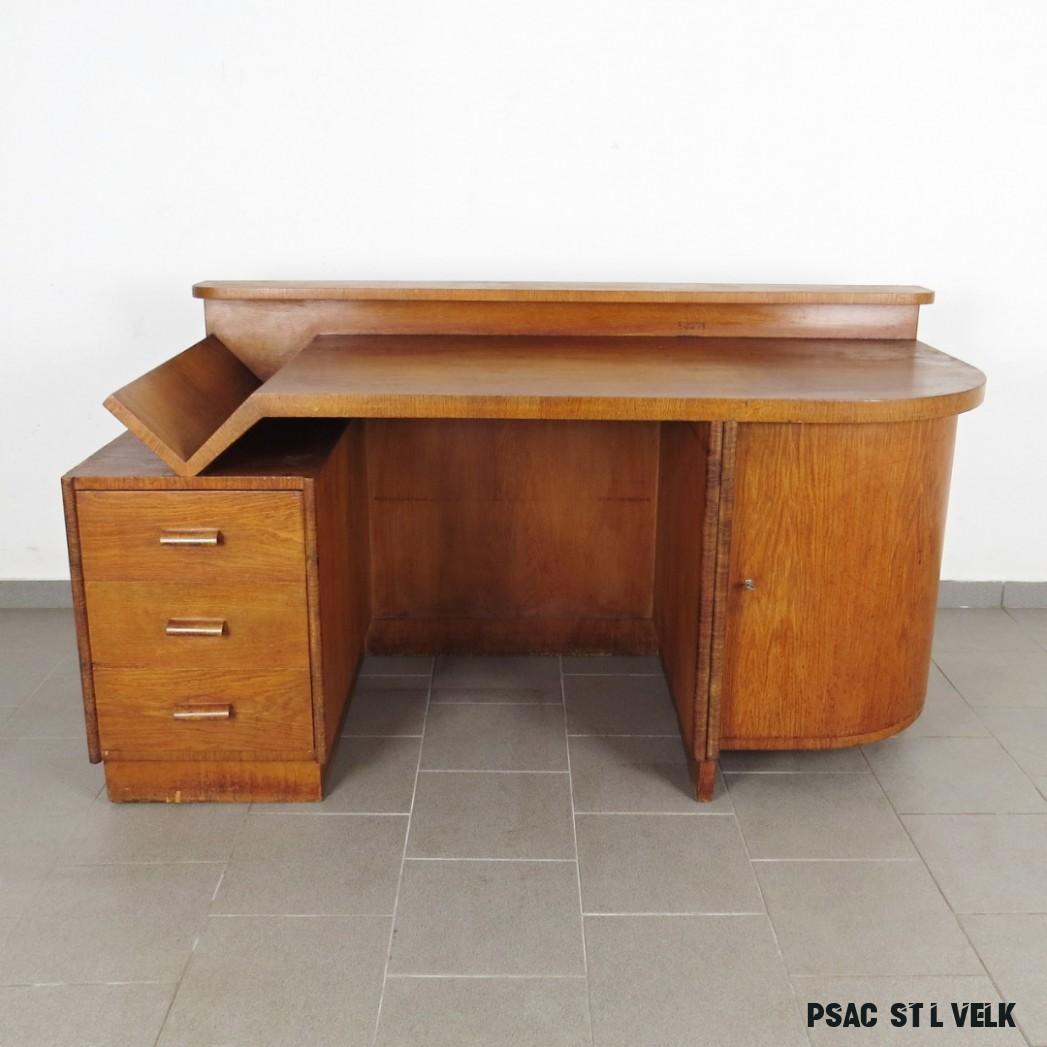 Velký psací stůl  Art Deco  Design Robot
