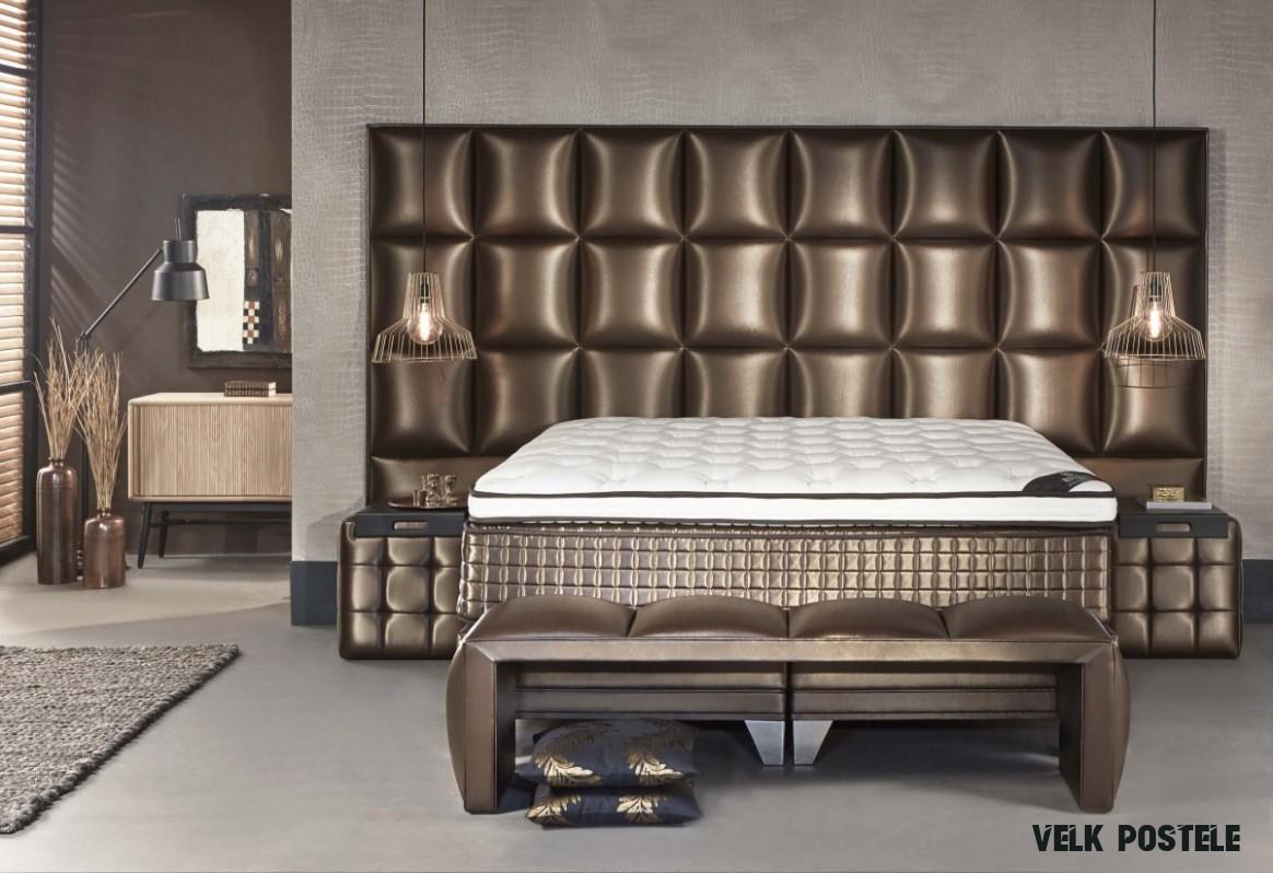 Americké postele King Koil