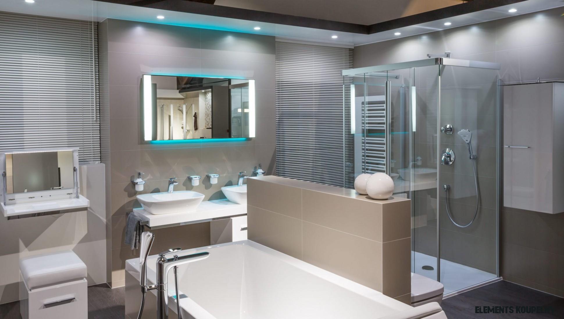 Středomořská koupelna – Elements