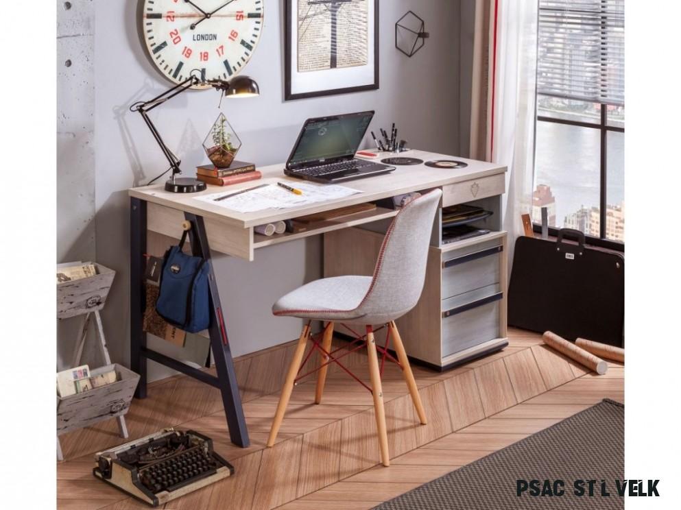 Studentský psací stůl velký Trio