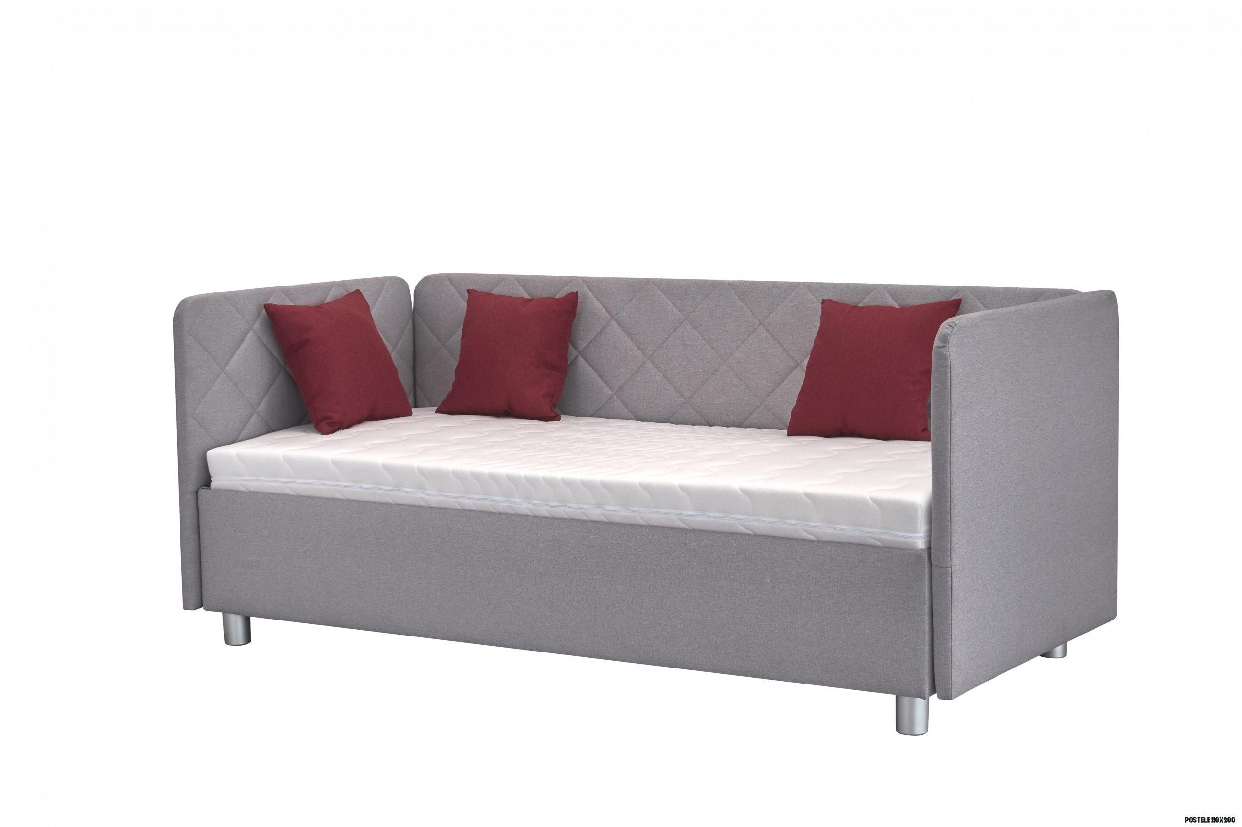 Čalúnená posteľ FIONA 11x11, 11x11  Nábytok Beták Trenčín