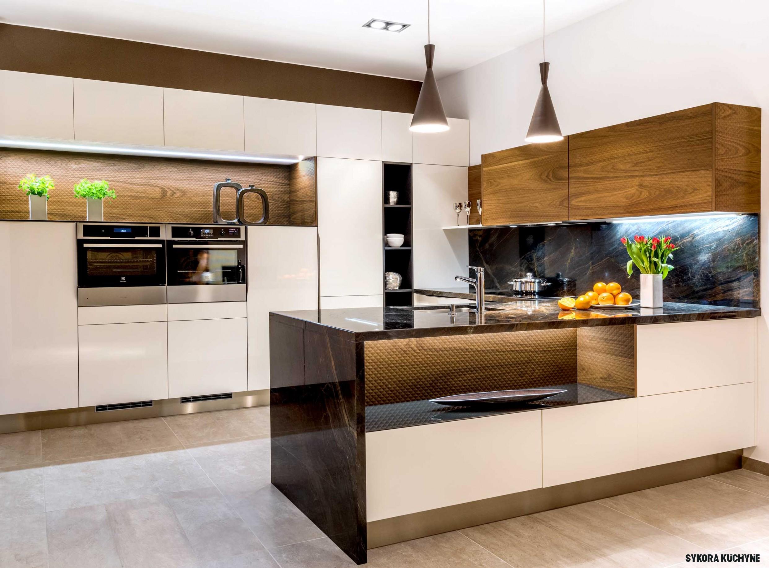 Moderní kuchyně Elite - Kuchyně Sykora Uherské Hradiště