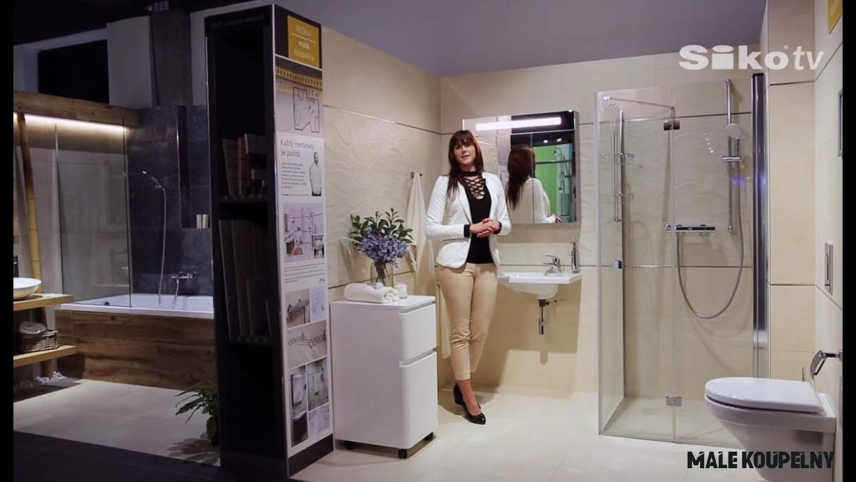 Řešení malé koupelny
