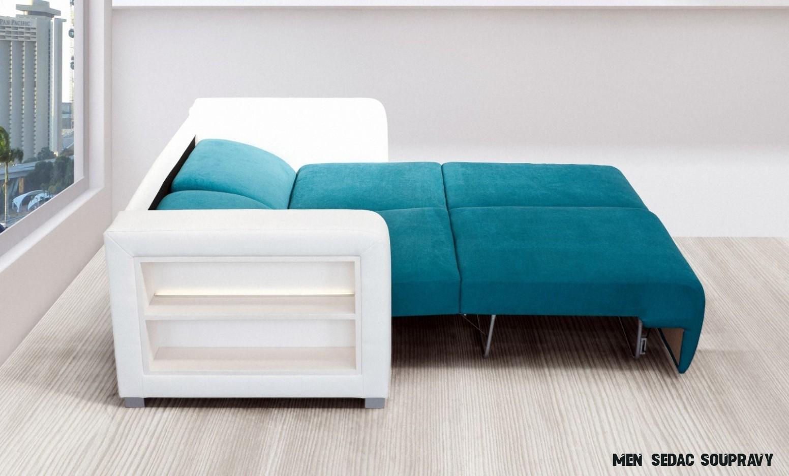 S rozkládací sedací soupravou změníte svůj obývací pokoj na menší