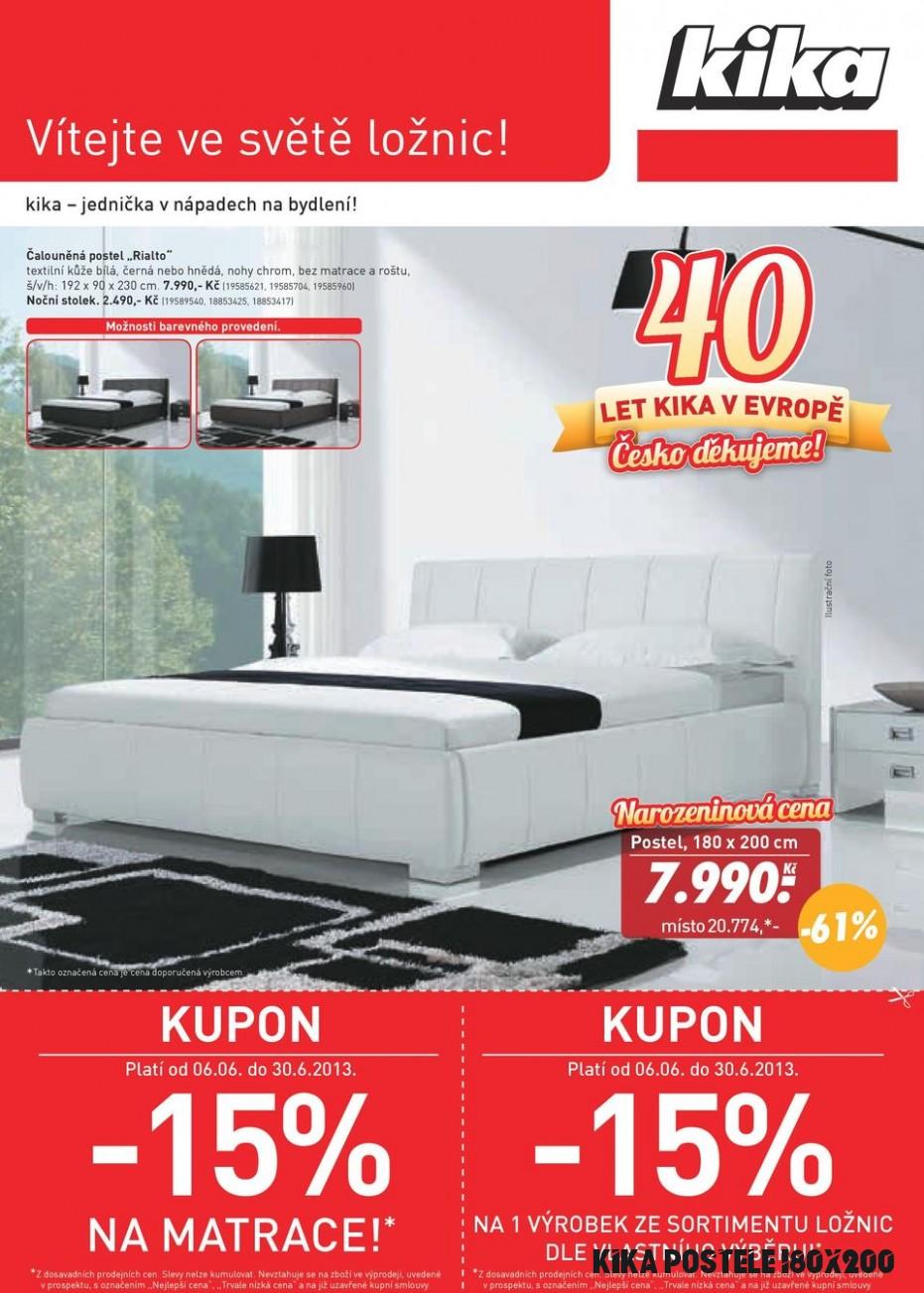 100% -100% Vítejte ve světě ložnic! na matrace! * -100% na 10 výrobek