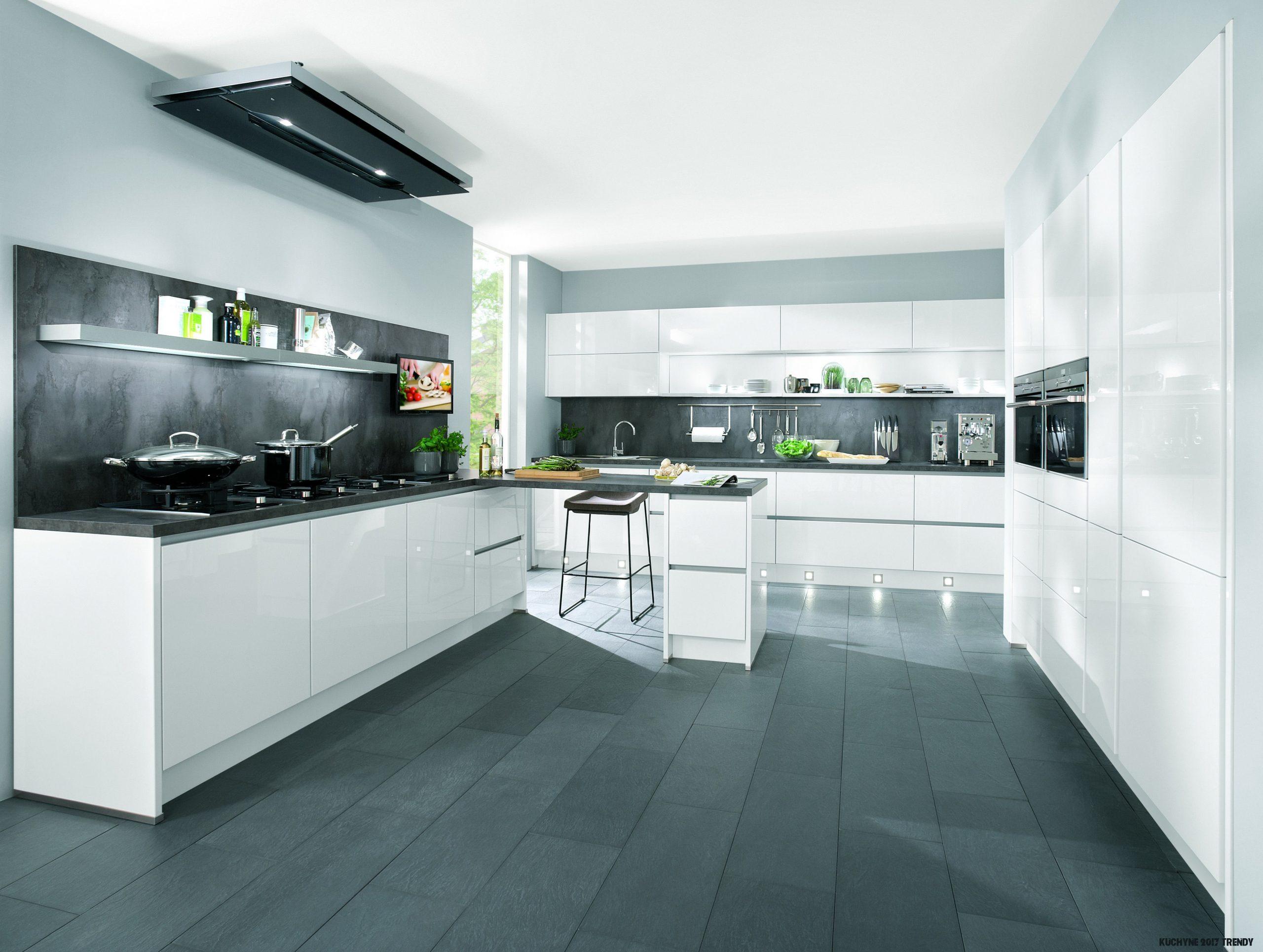 Pin by Beneš nábytek on Trendy kuchyní 7  Modern kitchen, Home