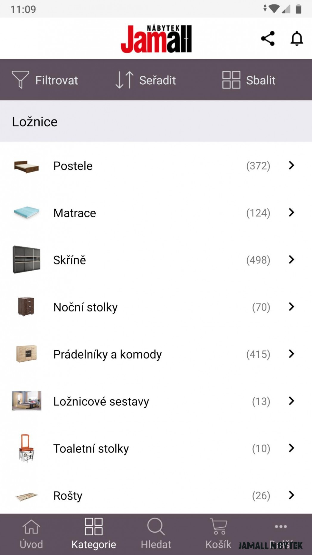 Nábytek Jamall for Android - APK Download